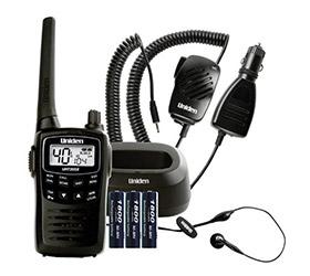 uniden uh720sx uhf radio hire